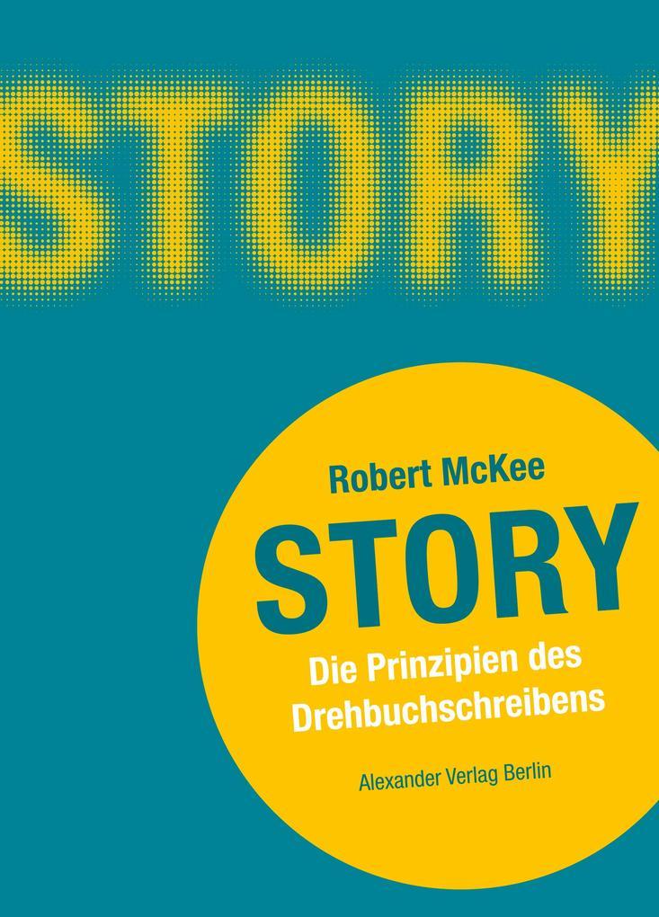 Story als Buch