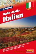 Italien Atlas 1 : 250 000