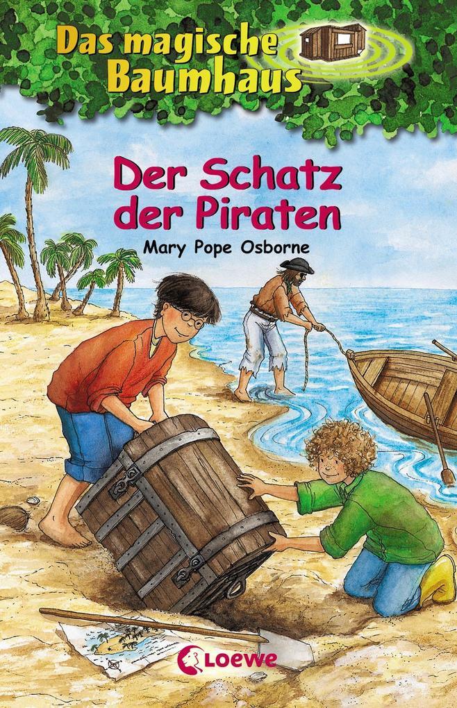Das magische Baumhaus 04. Der Schatz der Piraten als Buch