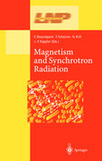 Magnetism and Synchrotron Radiation