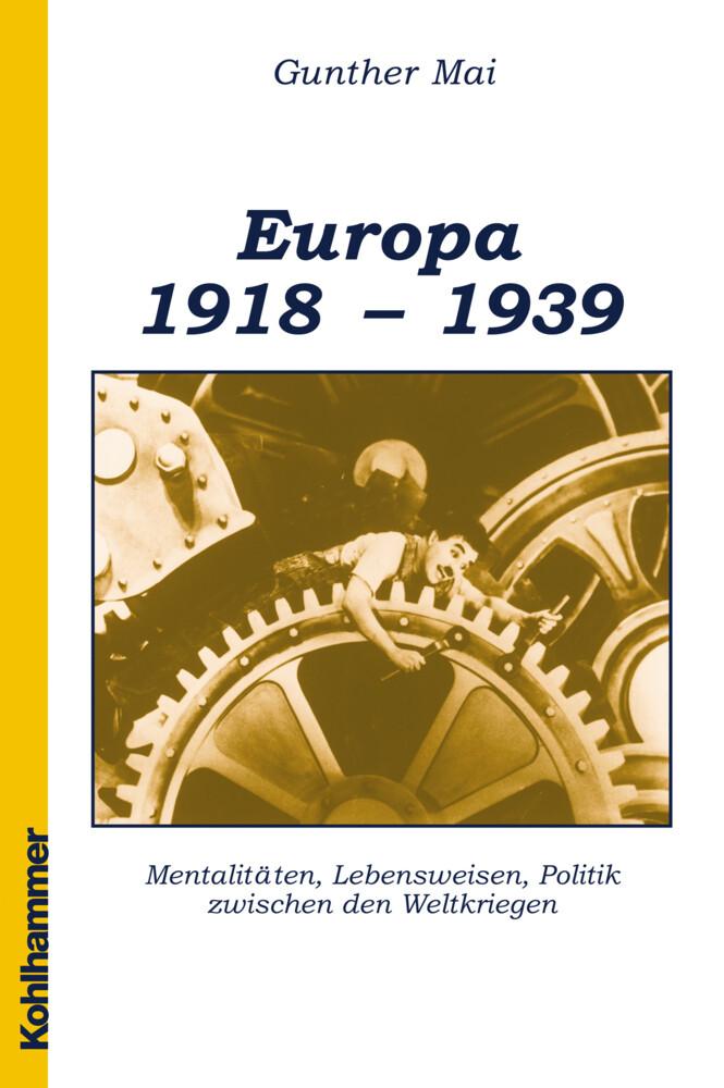 Europäische Geschichte 1918-1939 als Buch (gebunden)