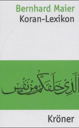 Koran-Lexikon als Buch