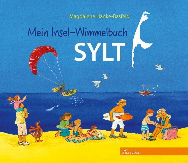 Mein Insel-Wimmelbuch Sylt als Buch