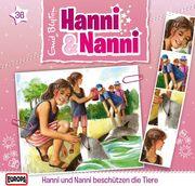 Hanni und Nanni 36: Hanni und Nanni beschützen die Tiere