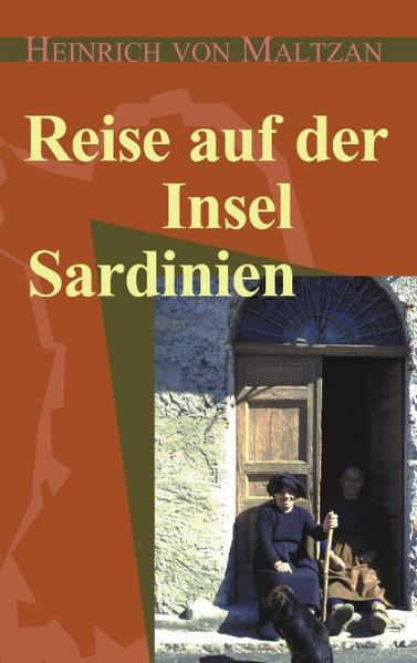 Reise auf der Insel Sardinien als Buch