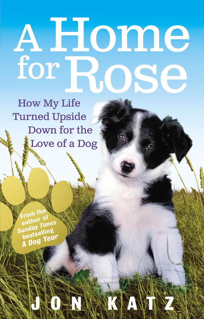 A Home for Rose als eBook Download von Jon Katz