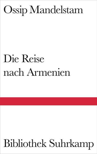 Die Reise nach Armenien als Buch