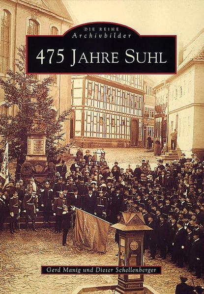 475 Jahre Suhl als Buch