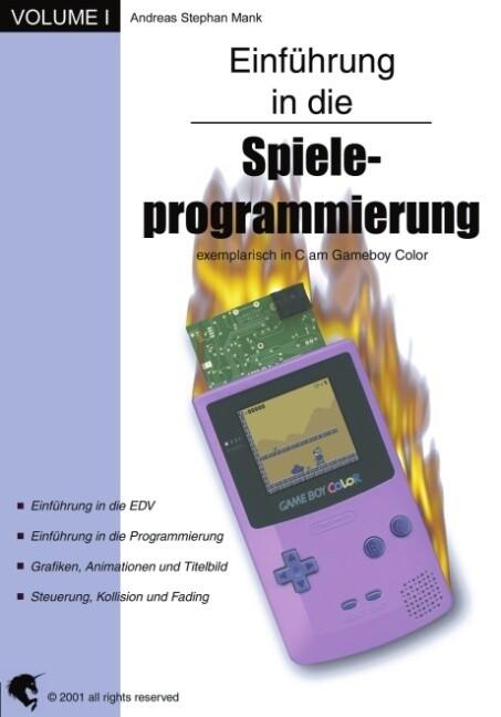 Einführung in die Spieleprogrammierung als Buch