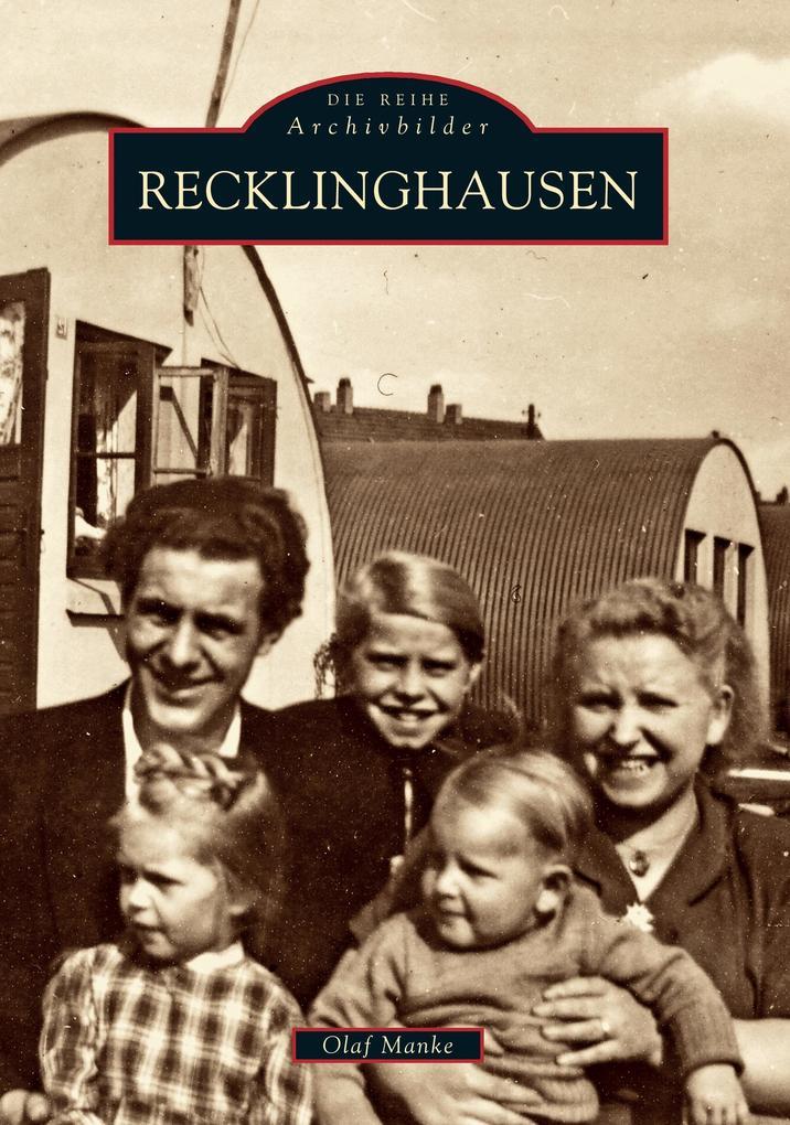 Recklinghausen als Buch