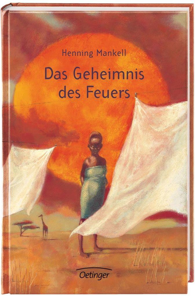 Oetinger - Das Geheimnis des Feuers als Buch
