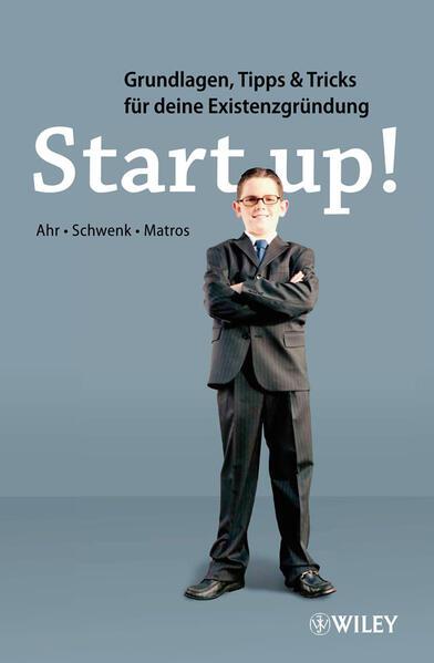 Start-up! als Buch von Christoph Ahr, Jacquelin...