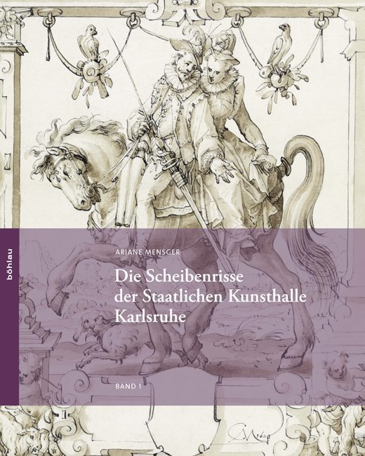 Die Scheibenrisse der Staatlichen Kunsthalle Karlsruhe als Buch