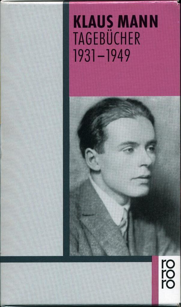 Tagebücher 1931 - 1949 als Taschenbuch