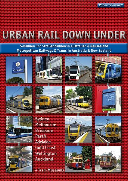 Urban Rail Down Under als Buch von Robert Schwandl