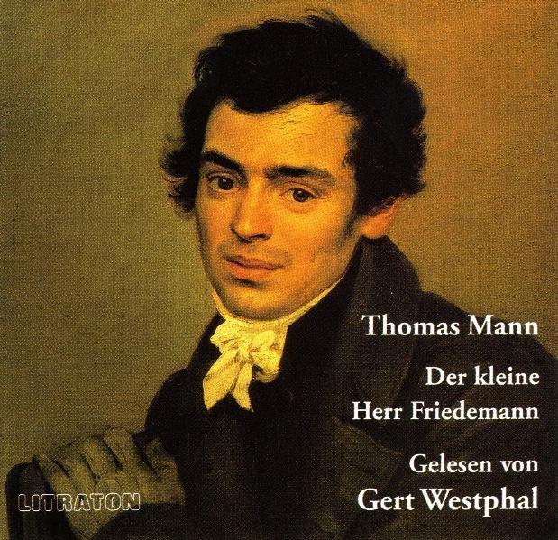 Der kleine Herr Friedemann. CD als Hörbuch