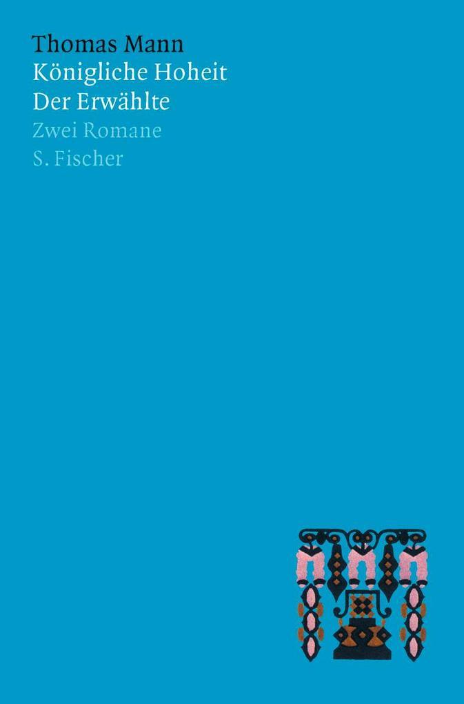 Königliche Hoheit / Der Erwählte als Buch