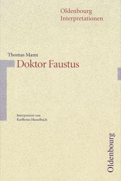 Doktor Faustus. Interpertationen als Taschenbuch