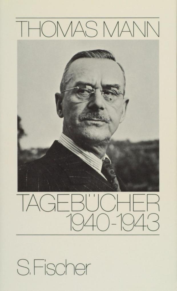 Tagebücher 1940 - 1943 als Buch