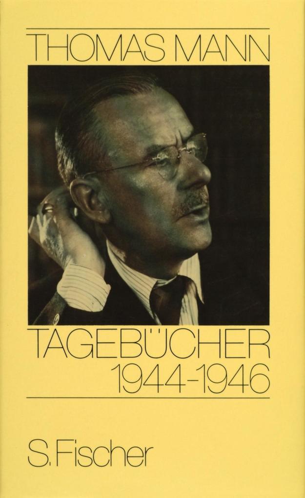 Tagebücher 1944 - 1946 als Buch