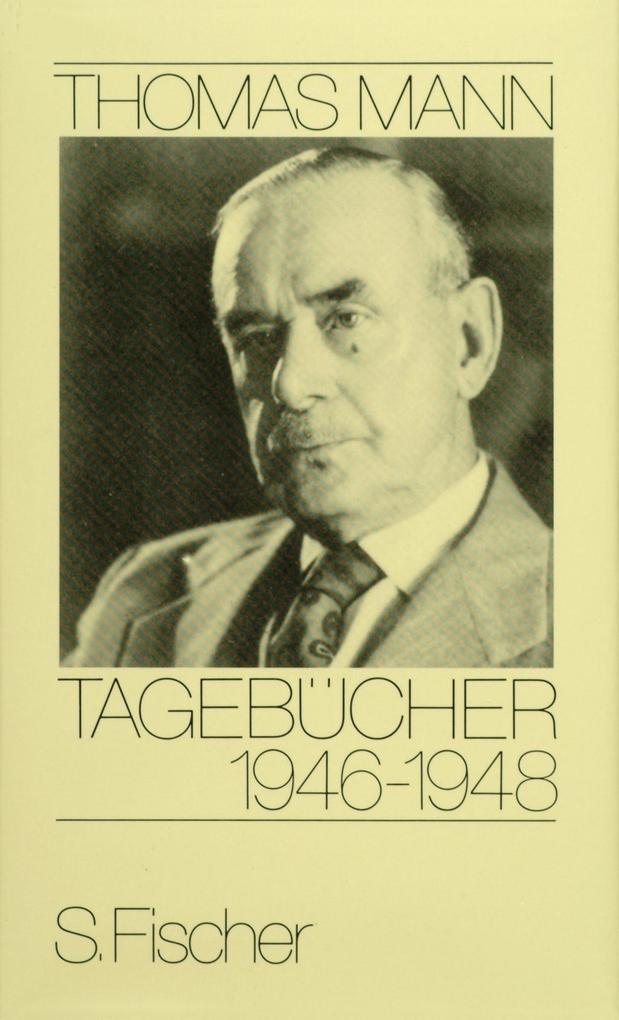 Tagebücher 1946-1948 als Buch (gebunden)