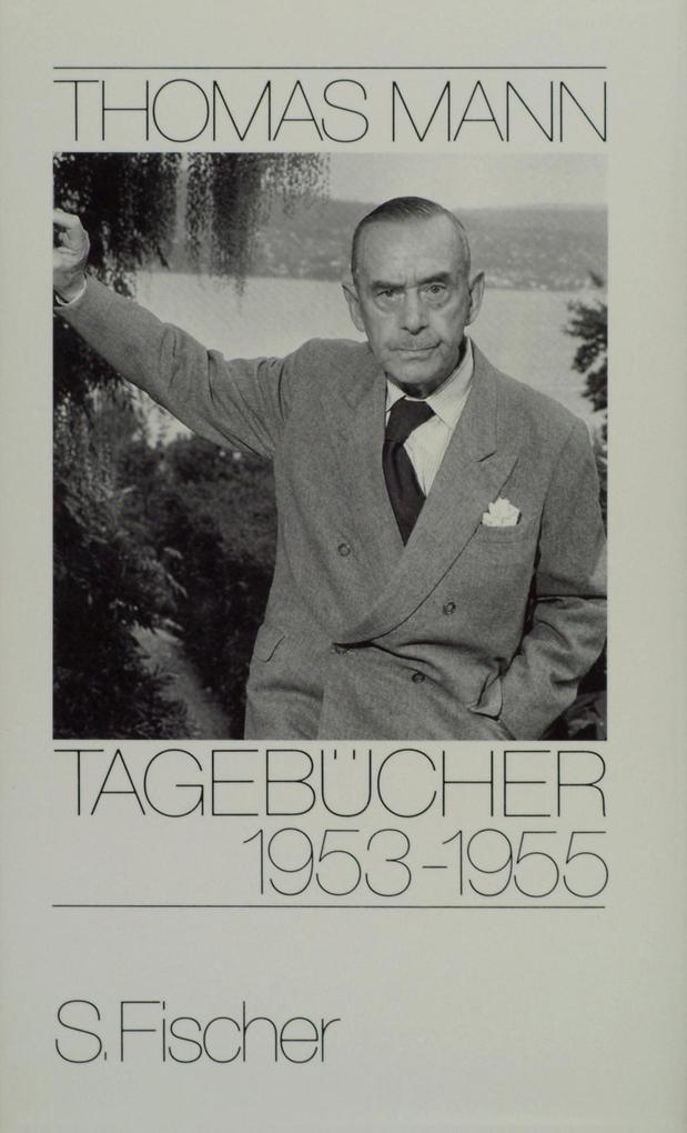 Tagebücher 1953 - 1955 als Buch
