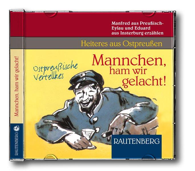 Mannchen, ham wir gelacht, 1 Audio-CD als Hörbuch
