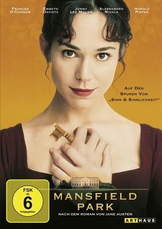 Mansfield Park als DVD