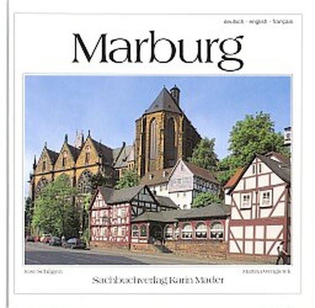 Marburg als Buch
