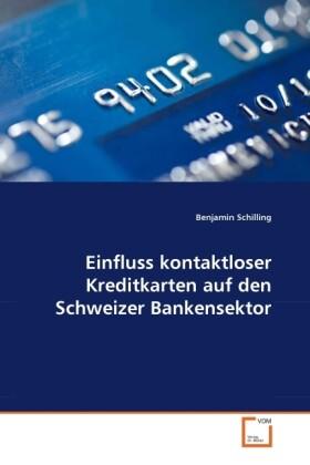 Einfluss kontaktloser Kreditkarten auf den Schw...