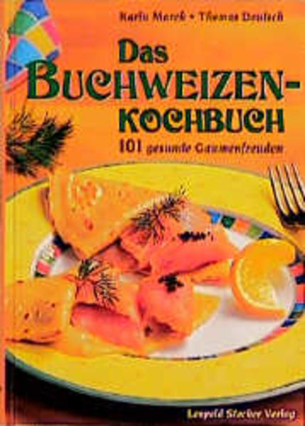 Das Buchweizen-Kochbuch als Buch