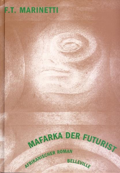 Mafarka der Futurist als Buch