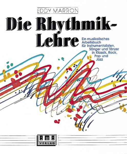 Die Rhythmik-Lehre als Buch