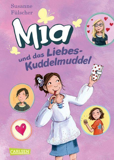 Mia 04: Mia und das Liebeskuddelmuddel als Buch...
