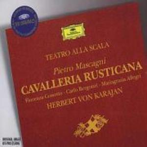 Cavalleria Rusticana (GA) als CD
