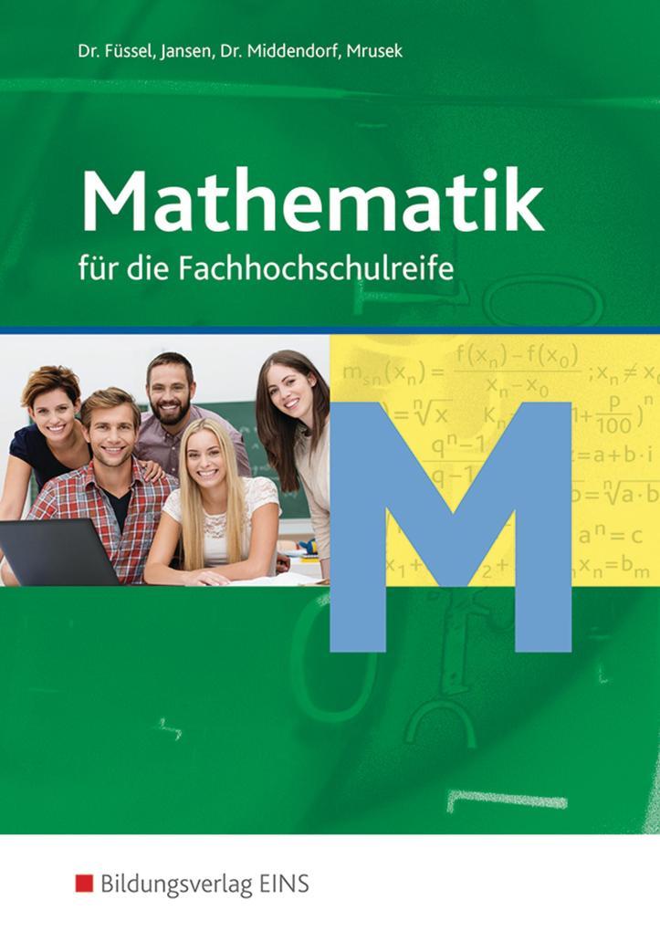Mathematik. Fachoberschule. Schülerband als Buch