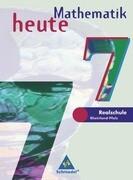 Mathematik heute. 7. Schuljahr. Schülerband. Euro-Ausgabe. Rheinland-Pfalz