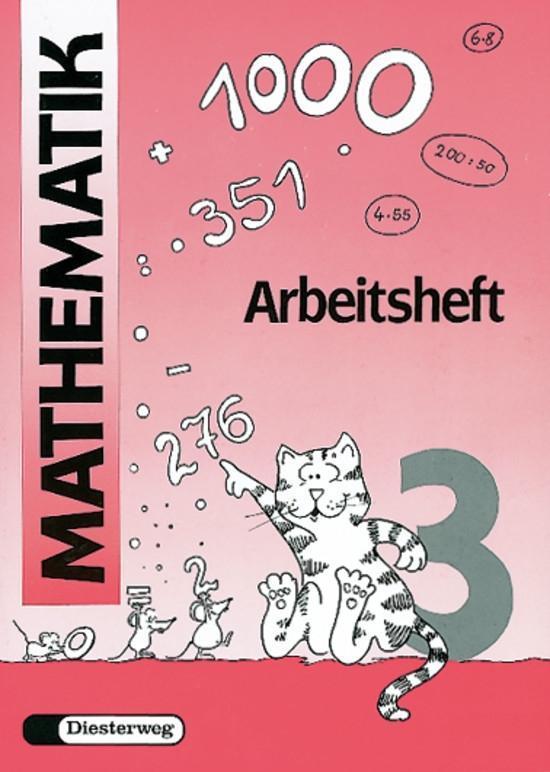 Mathematik-Übungen. Arbeitsheft 3 als Buch