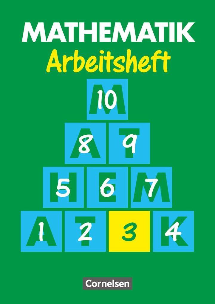 Mathematik 3. Arbeitsheft. Neue Ausgabe für Sonderschulen als Buch