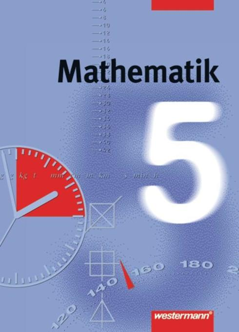 Mathematik 5. Euro. Schülerbuch. Neubearbeitung als Buch