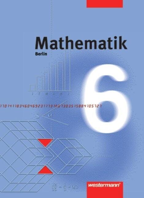 Mathematik 6. Euro. Schülerbuch. Berlin als Buch