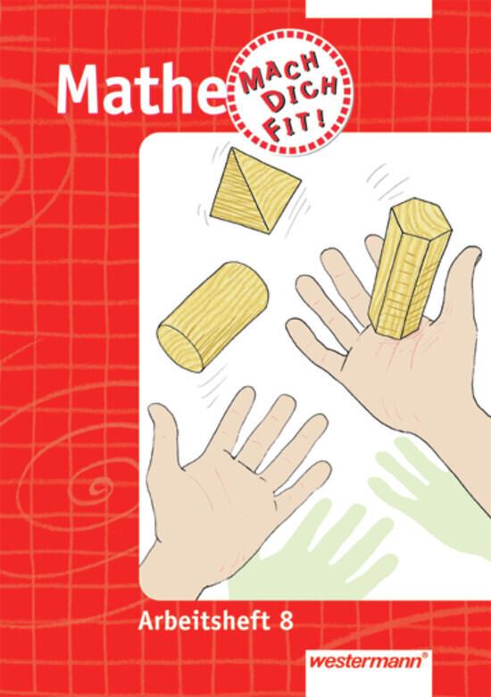 Mathematik 8. Mach Dich Fit. Arbeitsheft. Neubearbeitung als Buch