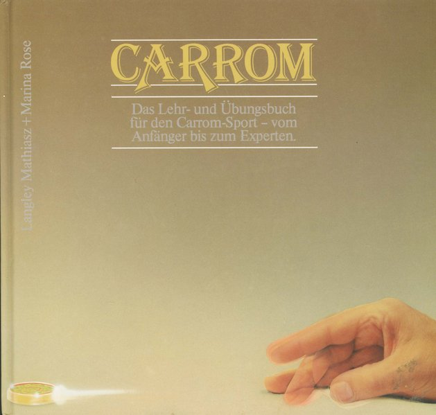 CARROM als Buch