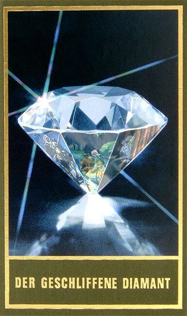 Der geschliffene Diamant als Buch