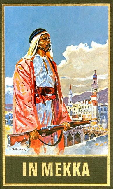 In Mekka als Buch