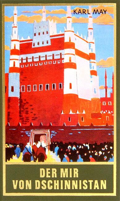 Der Mir von Dschinnistan als Buch