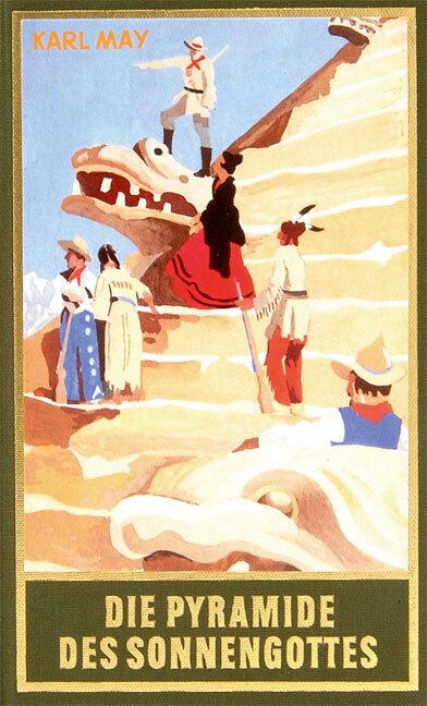 Die Pyramide des Sonnengottes als Buch