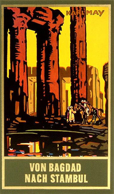 Von Bagdad nach Stambul als Buch