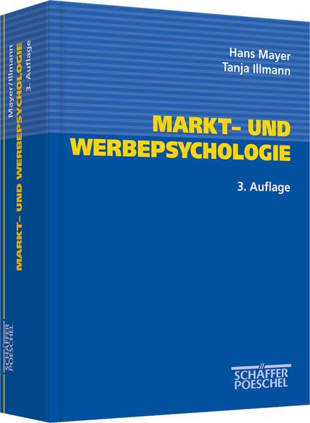 Markt- und Werbepsychologie als Buch (gebunden)