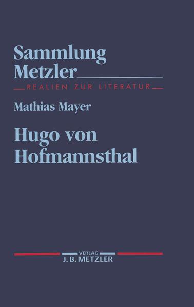 Hugo von Hofmannsthal als Taschenbuch